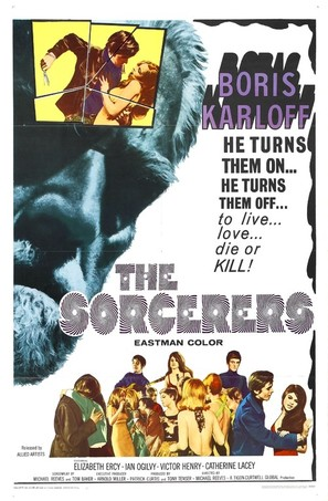 The Sorcerers - Movie Poster (thumbnail)