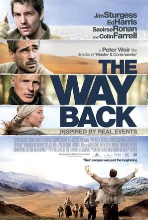 The Way Back - Movie Poster (thumbnail)