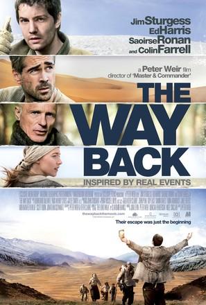 The Way Back - Movie Poster (thumbnail)