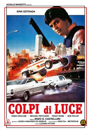 Colpi di luce - Italian Movie Poster (thumbnail)