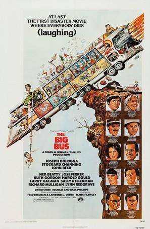 The Big Bus - Movie Poster (thumbnail)