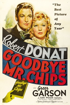 Goodbye, Mr. Chips - Theatrical movie poster (thumbnail)