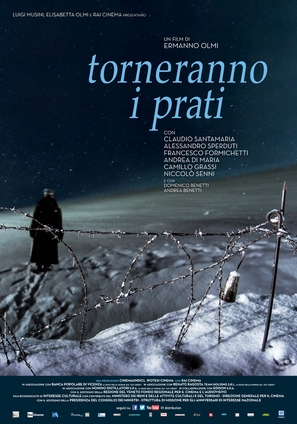 Torneranno i prati - Italian Movie Poster (thumbnail)
