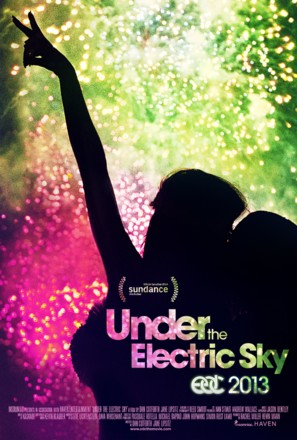 EDC 2013: Under the Electric Sky - Movie Poster (thumbnail)