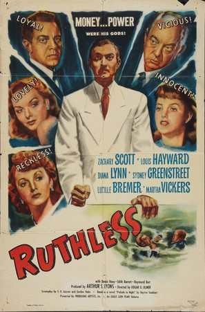 Ruthless - Movie Poster (thumbnail)