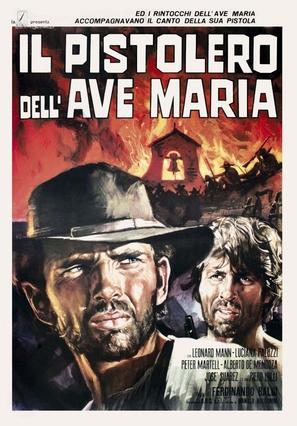 Il pistolero dell'Ave Maria - Italian Movie Poster (thumbnail)