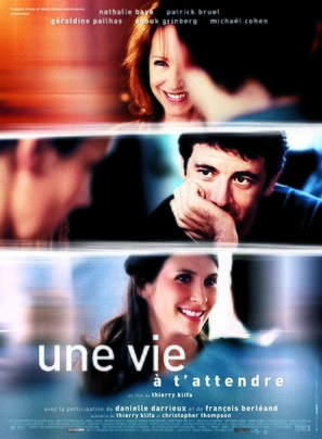 Une vie à t'attendre - French poster (thumbnail)