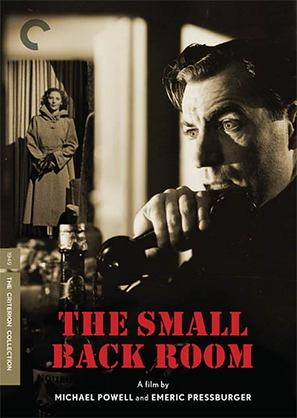 The Small Back Room - DVD cover (thumbnail)