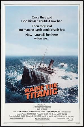Raise the Titanic - Movie Poster (thumbnail)
