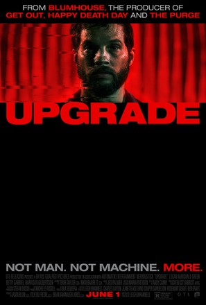 Upgrade - Movie Poster (thumbnail)