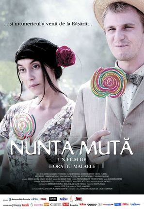 Nunta muta - Romanian Movie Poster (thumbnail)