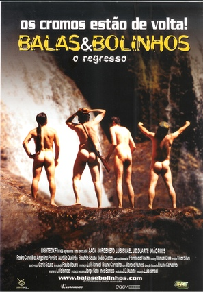 Balas&Bolinhos - O Regresso - Portuguese poster (thumbnail)
