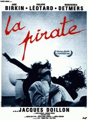 La pirate - French Movie Poster (thumbnail)