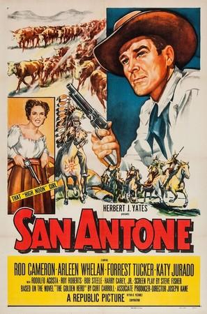 San Antone - Movie Poster (thumbnail)