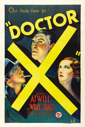 Doctor X - Movie Poster (thumbnail)