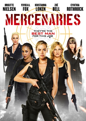 Mercenaries - DVD cover (thumbnail)