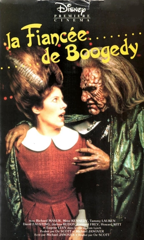 Mr. Boogedy - French Movie Cover (thumbnail)