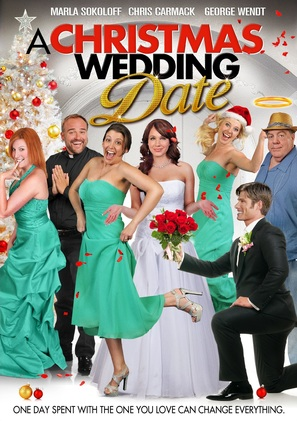 A Christmas Wedding Date - Movie Poster (thumbnail)
