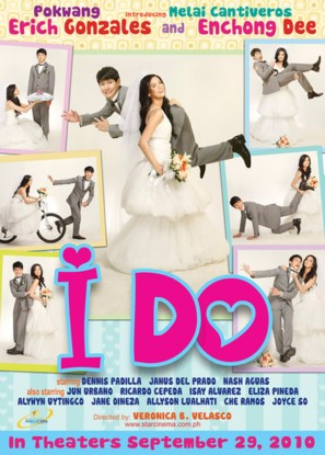 I Do - Philippine Movie Poster (thumbnail)