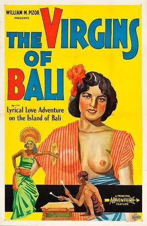 Virgins of Bali - Movie Poster (thumbnail)