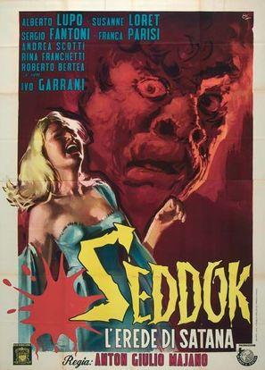 Seddok, l'erede di Satana - Italian Movie Poster (thumbnail)