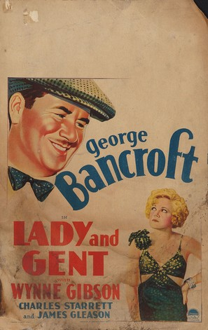 Lady and Gent - Movie Poster (thumbnail)