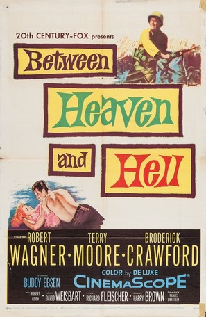 Between Heaven and Hell - Movie Poster (thumbnail)