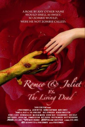 Romeo & Juliet vs. The Living Dead - Movie Poster (thumbnail)