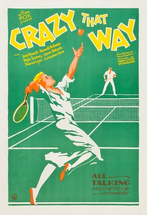 Crazy That Way - Movie Poster (thumbnail)