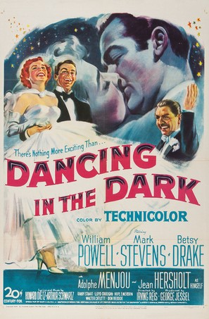Dancing in the Dark - Movie Poster (thumbnail)