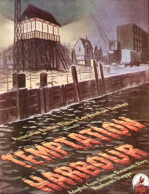 Temptation Harbour - British Movie Poster (thumbnail)
