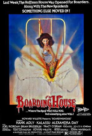 Boardinghouse - Movie Poster (thumbnail)