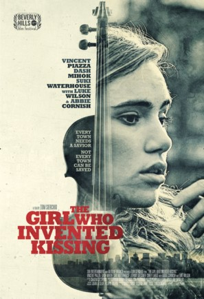 The Girl Who Invented Kissing - Movie Poster (thumbnail)