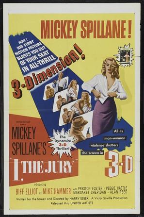 I, the Jury - Movie Poster (thumbnail)