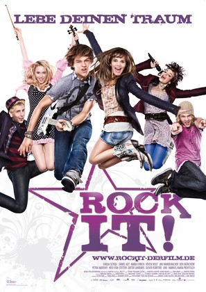 Rock It! - German Movie Poster (thumbnail)