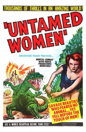 Untamed Women - Movie Poster (thumbnail)