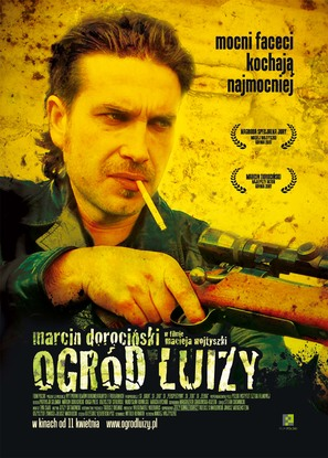 Ogród Luizy - Polish Movie Poster (thumbnail)