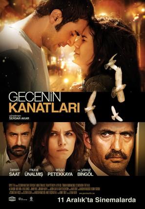 Gecenin kanatlari - Turkish Movie Poster (thumbnail)