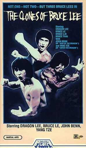 The Clones of Bruce Lee - Movie Poster (thumbnail)