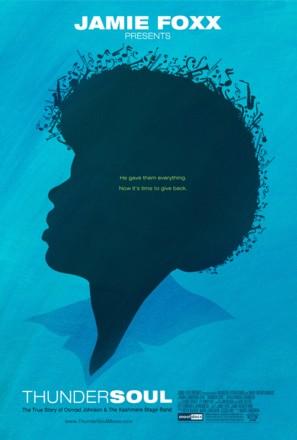 Thunder Soul - Movie Poster (thumbnail)