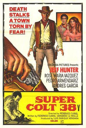 Super Colt 38 - Movie Poster (thumbnail)