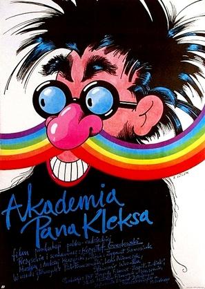 Akademia pana Kleksa - Polish Movie Poster (thumbnail)