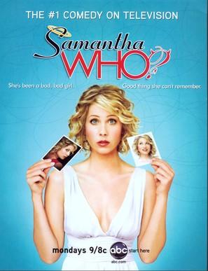 """""""Samantha Who?"""" - Movie Poster (thumbnail)"""