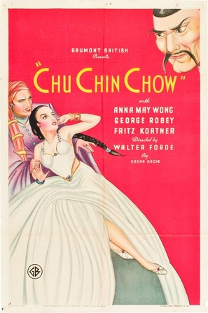 Chu Chin Chow - Movie Poster (thumbnail)