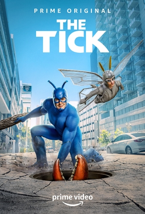 """The Tick"" - Movie Poster (thumbnail)"