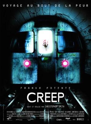Creep - French Movie Poster (thumbnail)