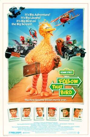 Sesame Street Presents: Follow that Bird - Movie Poster (thumbnail)