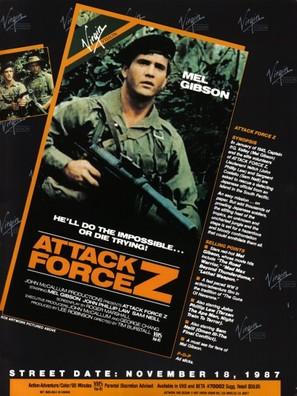 Attack Force Z - Australian Movie Poster (thumbnail)