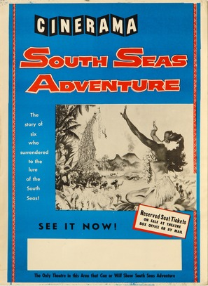 South Seas Adventure - Movie Poster (thumbnail)