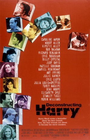 Deconstructing Harry - Movie Poster (thumbnail)